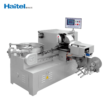 Haitel High quality stainless steel easy operation candy double twist packaging machine