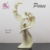 Original Design White and Golden Resin Fairy Angel Religious Statues  Home Decor