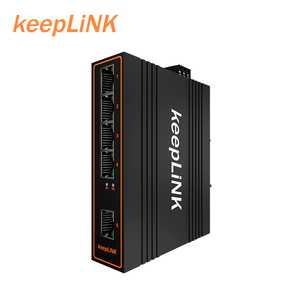 Hot <strong>Sale</strong> Unmanaged 5 port <strong>10</strong>/100M PoE Mini Ethernet Industrial Network Switch