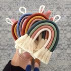 Home Decor Nordic Cotton Bohemia Wall Macrame Wholesale Rainbow Wall Hanging