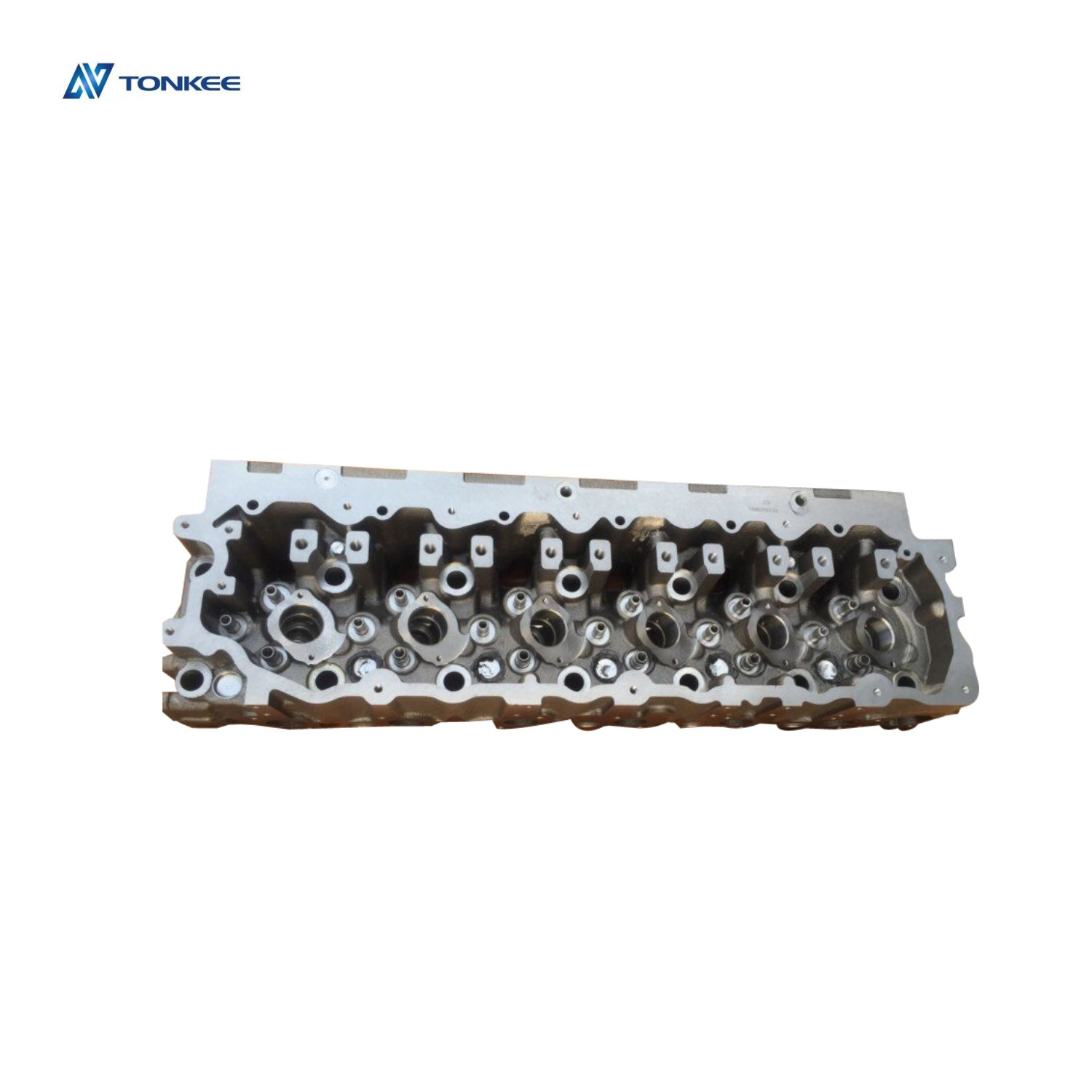 Brand new domestic cylinder head C13 cylinder head assy suitable for C13 excavator engine