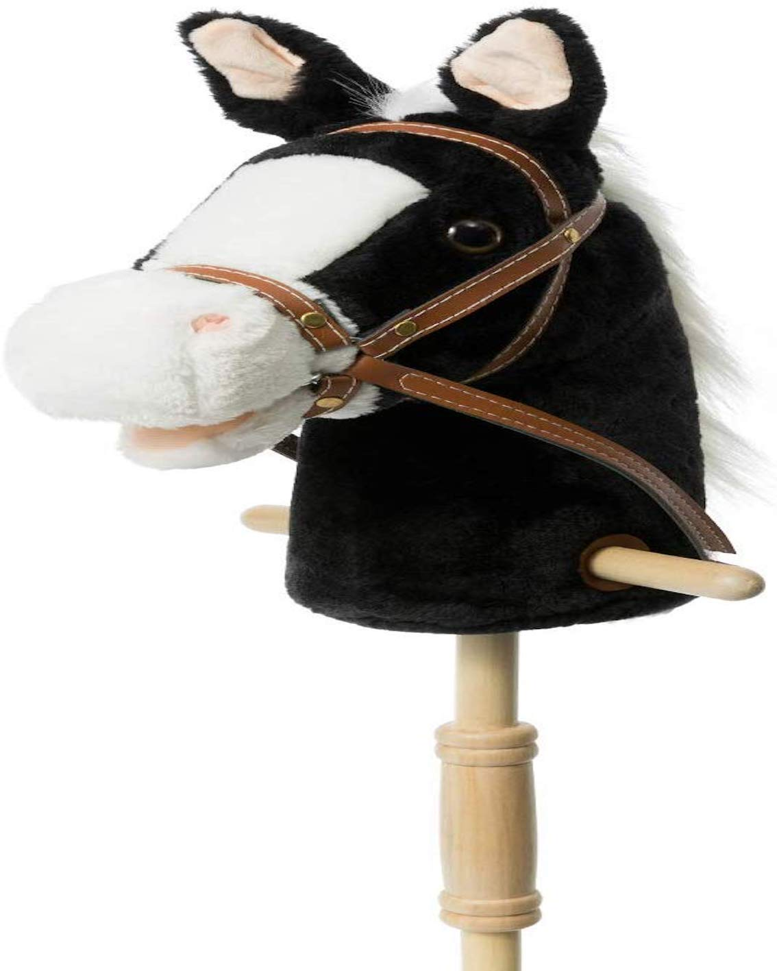 Hot Europe Style Plush Ride On Hobby Horse Stick With Horse Neigh And Gallop Sound Buy Ride On Horse Toy Europe Horse Stick Supplier Horse Head Stick Product On Alibaba Com