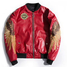 The newest mens apparel clothing hot leather jacket men <strong>motorcycle</strong>