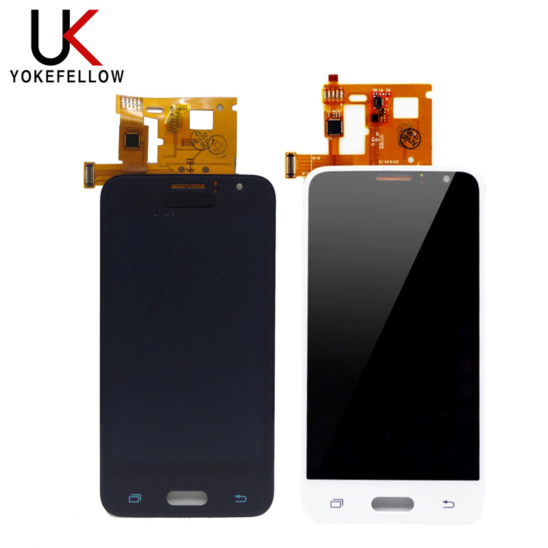 Can adjust brightness LCD For Samsung Galaxy J1 2016 <strong>J120</strong> J120F J120H J120M LCD Display Touch Screen Digitizer Assembly
