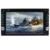 Hot 6.2 Inch Touchscreen Universal Bluetooth 2 din Car Stereo DVD Player  Support  Cam-In