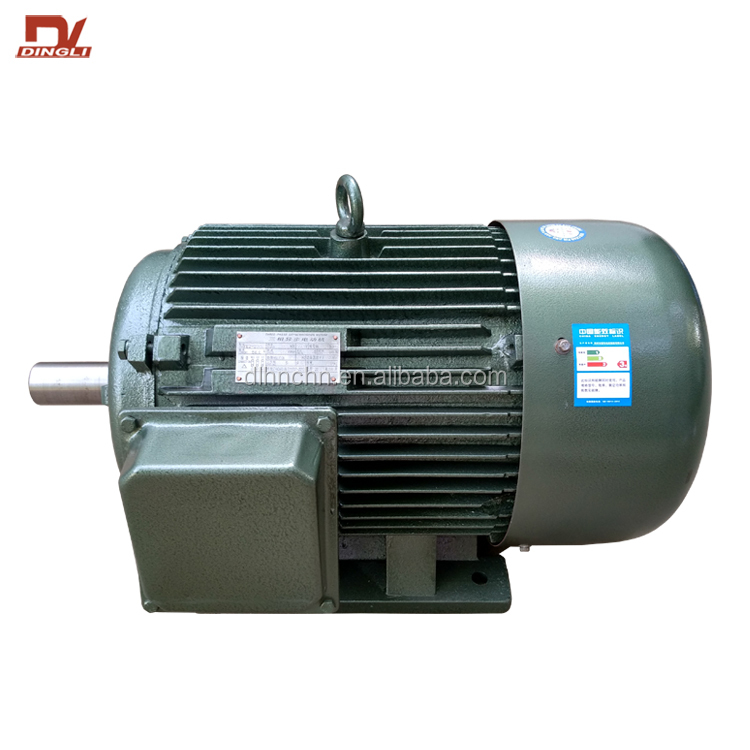 IE2 2 Pole Three-phase 30kw AC Induction Electric <strong>Motors</strong>