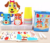 Children 3D DIY handmade paper cups sticker material kit Whole set Kids kindergarten school art craft educational toys
