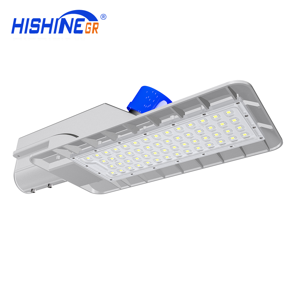 New design led street light 150w with different beam angle led road light for street led light