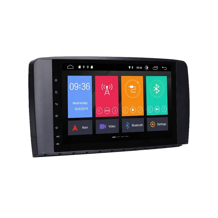 2 din Car Multimedia Player <strong>Android</strong> 8.1 Wifi Navigation GPS Autoradio For Benz ML <strong>W164</strong> ML350 ML500 X164 GL320 GL 2005-2012