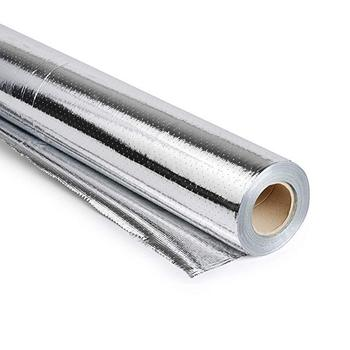 high quality Commercial Grade No Tear Wholesale Radiant Barrier Insulation Aluminum Foil Reinforced PP Woven Fabric