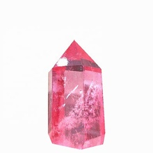 Wholesale Aura Quartz Electroplated Crystal <strong>Point</strong> Stones Healing
