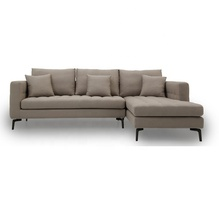 SS Leg Latest Corner Sofa Design Modern <strong>Furniture</strong> 1 2 3 Couch Living Room Sofas with Chaise Longue