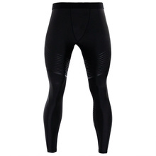 2019 New Product <strong>Men</strong> Fast Dry Compression Sports Workout Wear Tights Fit Gym Leggins Clothing