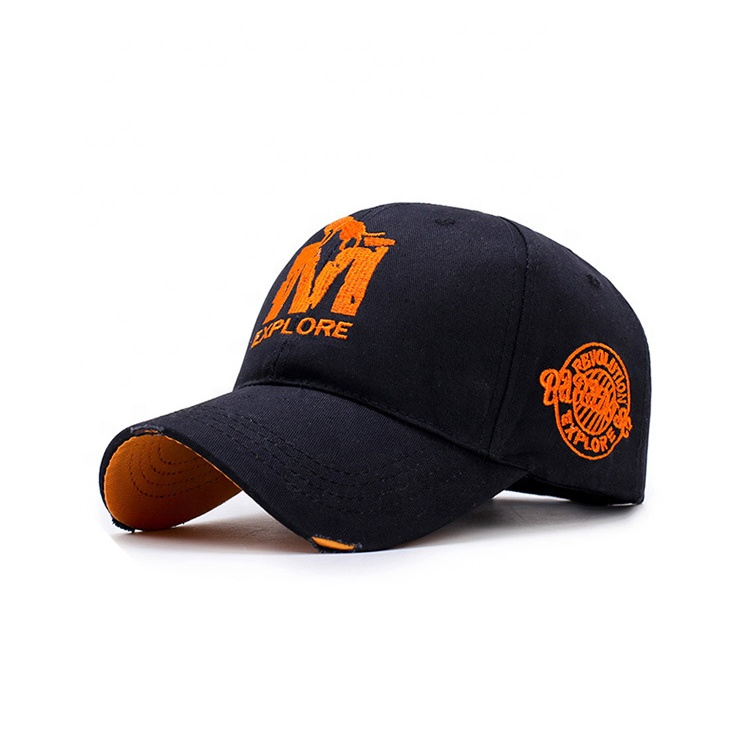 High Quality Men Custom Brand Fashion New Design Private Label Embroidery Sport Baseball <strong>Cap</strong>