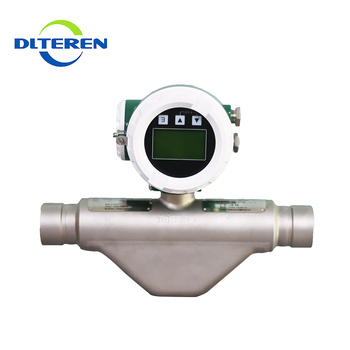 Teren good quality china mass flow meter heavy fuel oil micro motion mass flowmeter