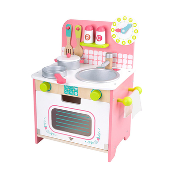 15% Fixed Discount Hot New Products Kids Play children Wooden kitchen toy set