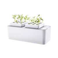 Smart Soilless Flower Pot Vegetable Seeding Mini Garden Seed Planter