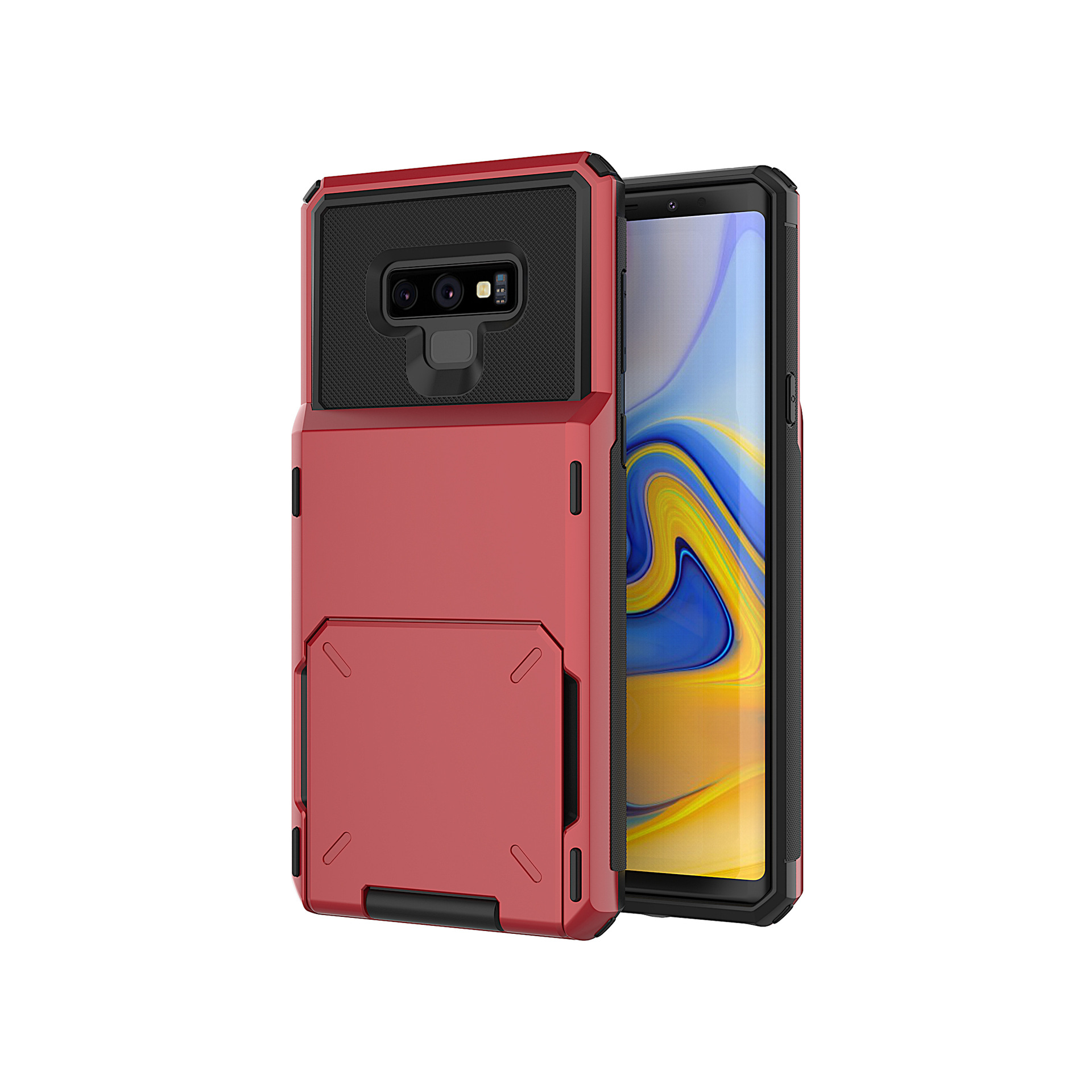 For Samsung Note 9 case, Tpu+PC shockproof mobile phone case for Samsung Note 9