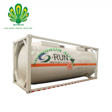 China ISO Palm Oil/Crude Oil/Gasoline/Diesel Tank <strong>Container</strong>