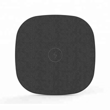 Hot Sale Square Wireless Charger Pad 10W Max Fast Charging Desktop Qi Wireless Charger for Smart <strong>Phone</strong>