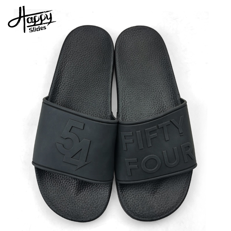 Fashion PVC Sliders <strong>Slippers</strong> For Men Custom Logo,Sandal Mens Custom Slides Footwear,Custom Logo Blank Slide Sandals Men <strong>Slippers</strong>