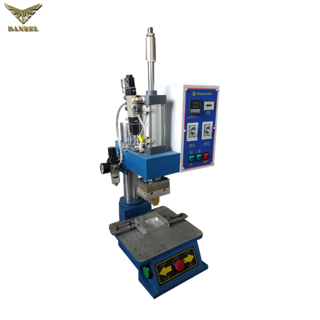 Digital PID Type High Speed Heat Staking Machine for Hot Sealing, Thermal Press and Brass Thread Insertion