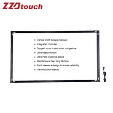 40 Inch ir infrared multi touch frame screen with usb for touch screen kiosk