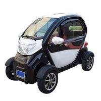 4000W new energy four wheel small cars cheap electric electrical cargo cars kits electric engine conversion