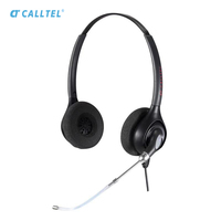 Digital Noise Reduction Call Center Headset Mono Flagship Headphone