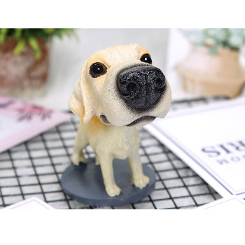 animal doll  gift funny dog bobble heads