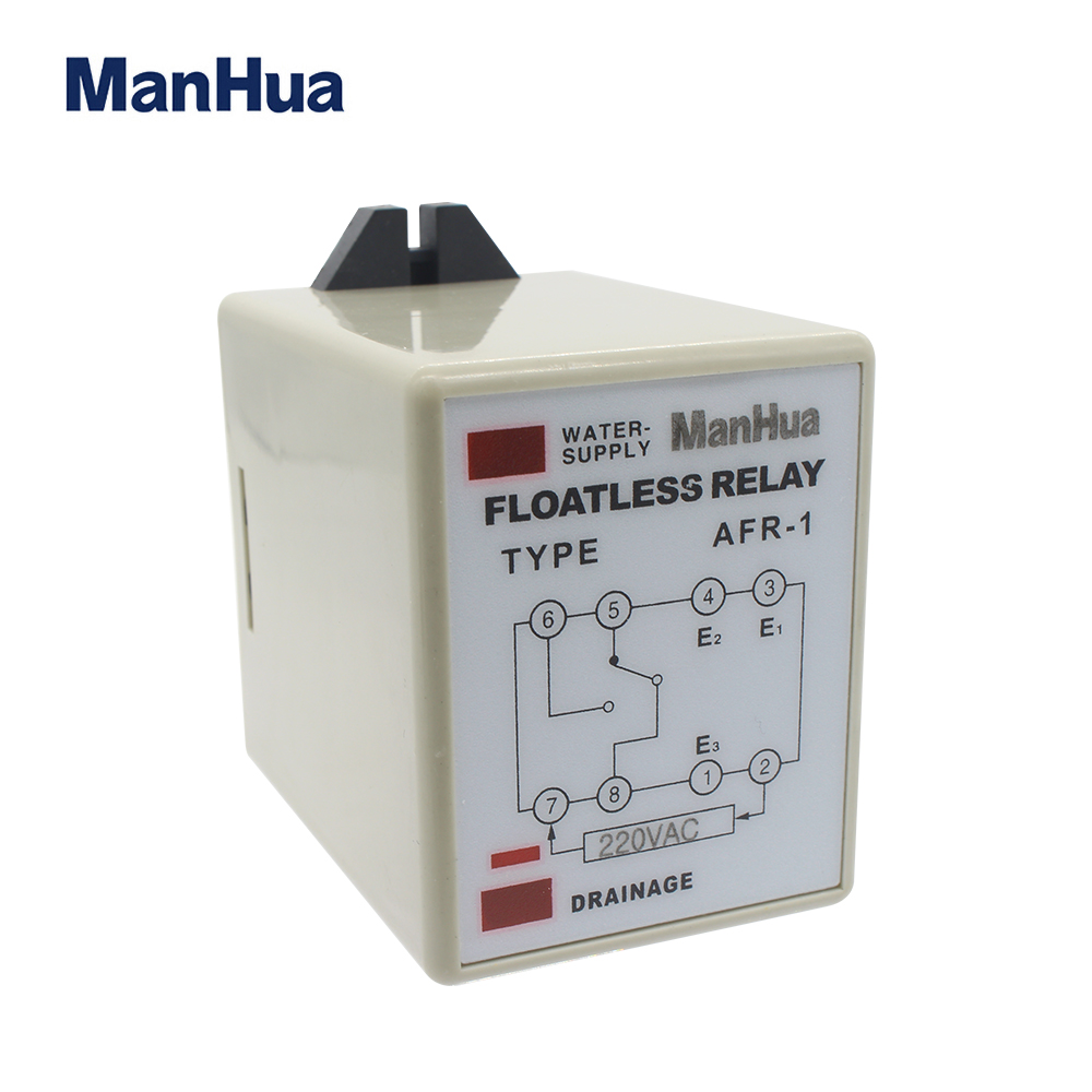 ManHua 230VAC water level controller AFR-1