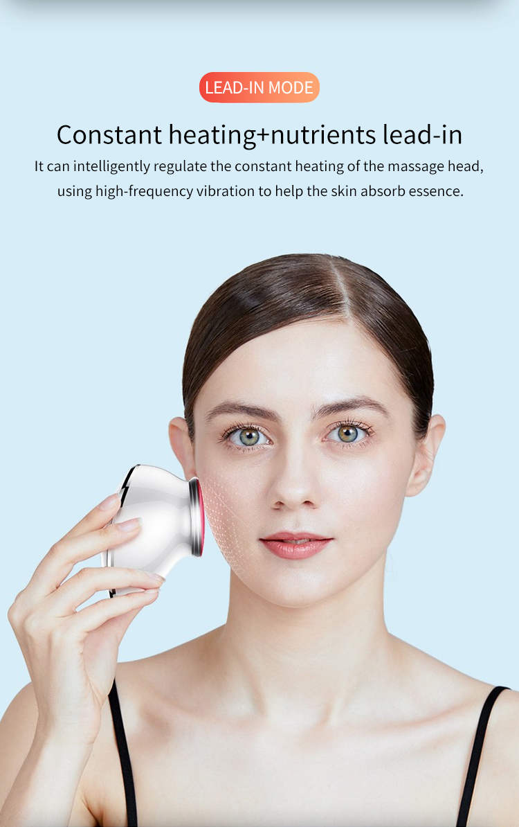 facial beauty machines 2020 electric face care cleansing silicone brush massager