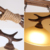 LED decoration antler retro chandelier lighting china manufacturers