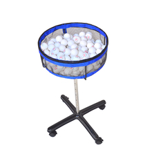 table tennis training equipment stand basket for table tennis