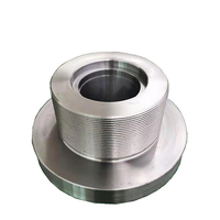Custom made high precision 0.01mm tolerance various surface finish aluminum CNC lathe turning parts