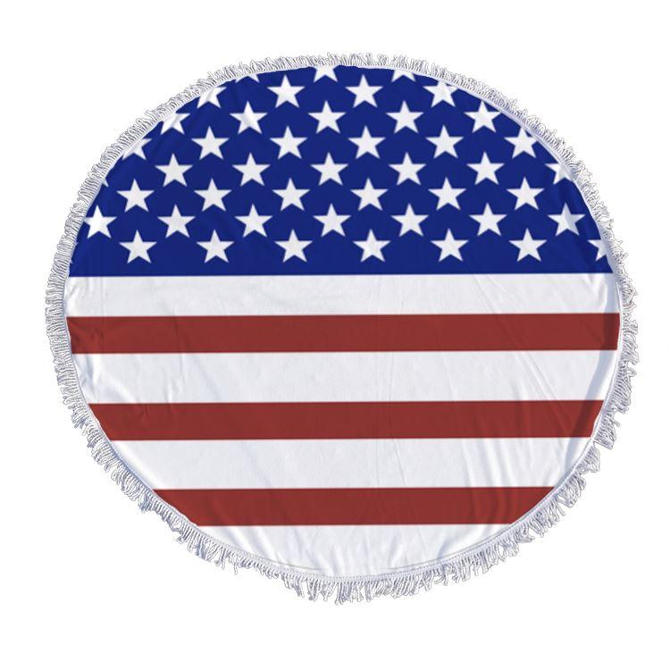 Toalla para playa o ba/ño con dise/ño de la bandera de Estados Unidos muy absorbente se puede lavar a m/áquina