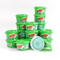 Hot Sale Good Quality Dish Washing Kitchen Detergent Paste Asian Market Popular formula 200g*36pcs/box