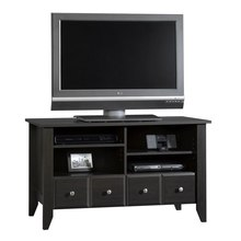Further wood <strong>Furniture</strong> For Living Room media stand Two drawers TV Stand modern Sideboard