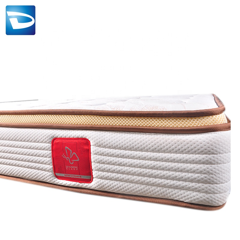 Latest memory latex round anti decubitus foam mattress - Jozy Mattress | Jozy.net