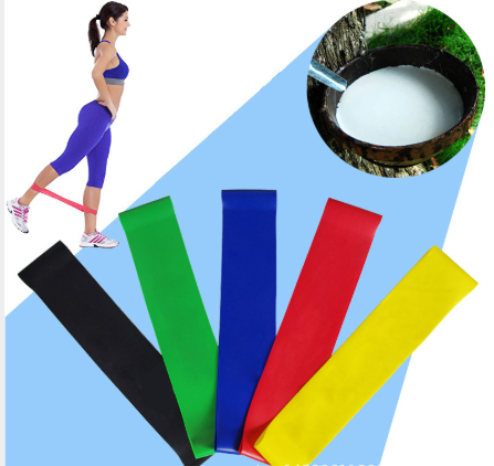 FQ brand sports Exercise Fitness Weerstands Band Latex Resistance Loop Bands Set