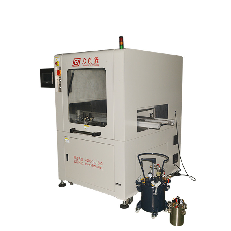 2020 NEW Coating machine x/<strong>y</strong>/z axis Selective coating YEM-PT450 for glue coating