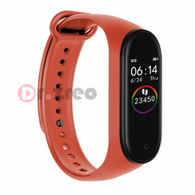 Dr.Zreo Smart Band M4 Wristband Sport Bracelet 4 Watch Blood Pressure Heart Rate Monitor Fitness Tracker Waterproof Wristband