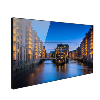 55 inch Video Wall Panel 1920x1080 ,500 brightness 55 INCH lcd advertising screen