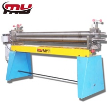 MYT <strong>W11</strong> series 3 roller Sheet metal slip rolling <strong>machine</strong> electric plate <strong>roll</strong> <strong>bending</strong> <strong>machine</strong>
