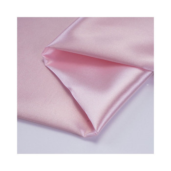 Goods in stock plain satin stretch fabric by the yard