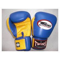 Twins special Muay Thai Professional 100% Leather Boxing Gloves
