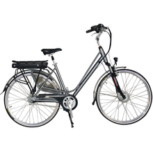 700C Alloy electric <strong>bike</strong>, 700C City <strong>bike</strong>, EN151942017, 700C Alloy frame with Suspension fork, 36V E-<strong>bike</strong>