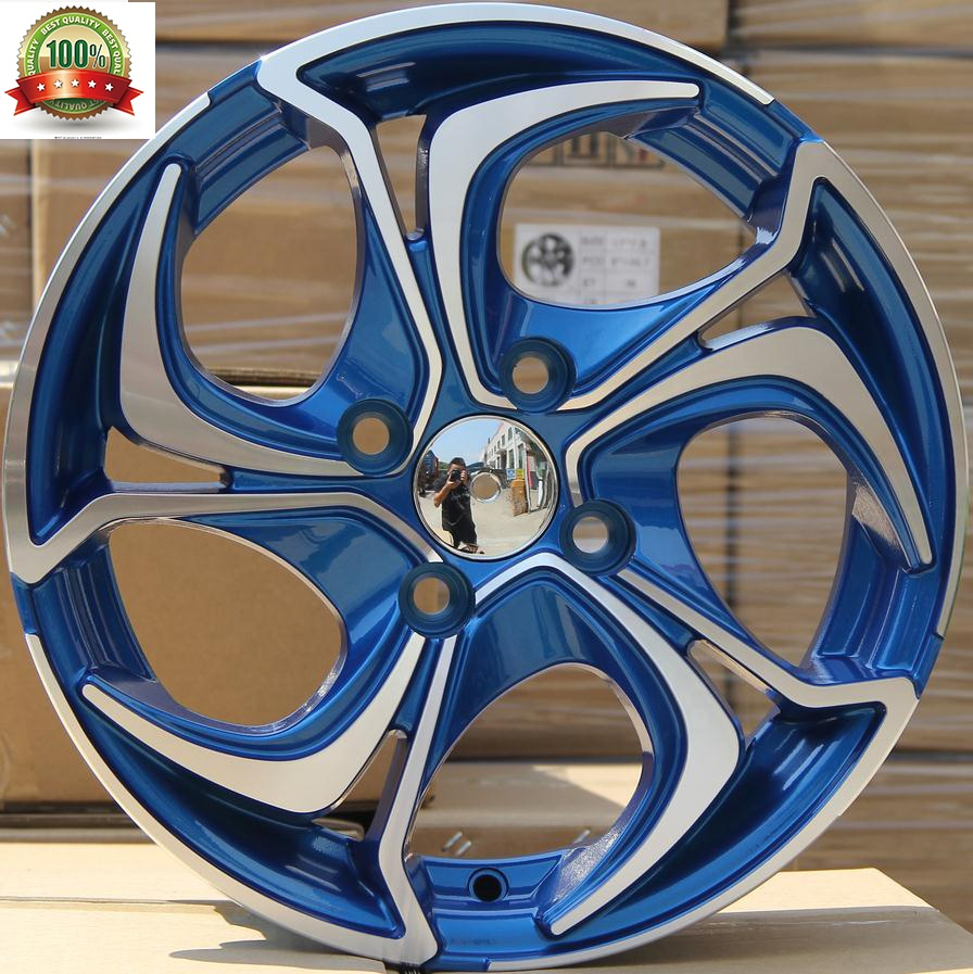 Hot design mag <strong>wheels</strong> for car 14 15 16 inch 2020 style red blue black machine face jwl via <strong>wheels</strong> tyres for vehicles accessories