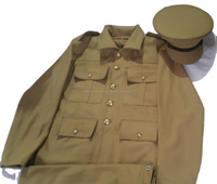 WW1 British Service Dress SD Tunic Uniforms