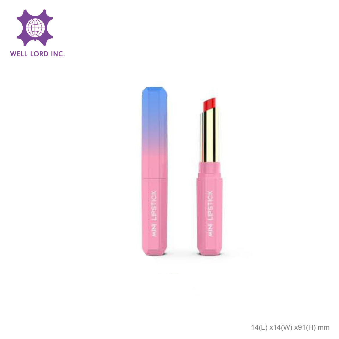 New arrival tropical tonic iconic moisture lip care stunning color private label butter glow lip stick matte